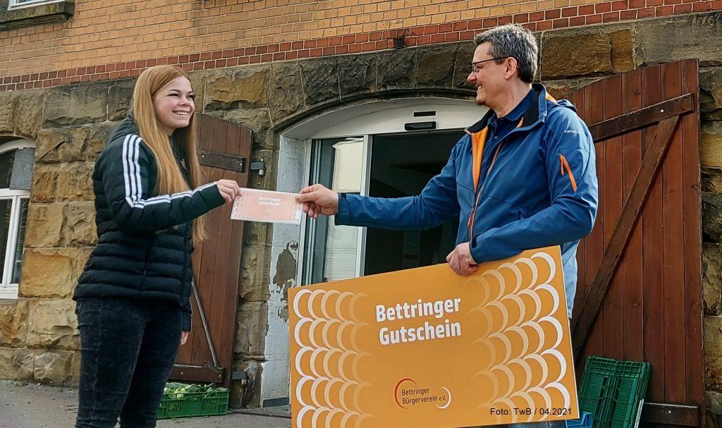 Lea Straubinger Gewinnerin – Thomas W. Baulig